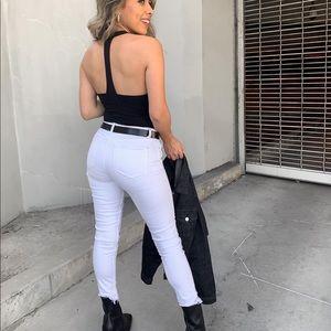 Zara Jeans - White Jeans